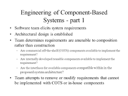 Home Design Software System Requirements Software Reuse And Component Based Software Engineering Ppt Download