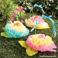 Easter Table Decorations Diy by Diy Easter Baskets U0026 Decorations