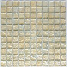 metallic glass tiles metallic mosaic tile backsplash susan jablon