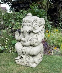 large garden statue ganesh buddha ornament s s shop