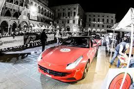 ferrari transformer ferrari celebrates mille miglia 65 prancing horses car guy