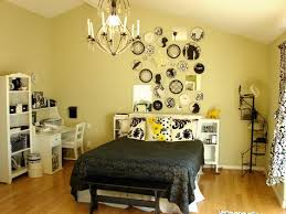 black white and yellow bedroom black yellow and white bedroom heidi flickr