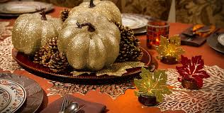 fall table centerpieces fall table decorations party city