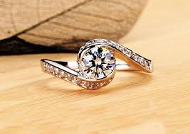 Wedding Rings For Women by Wedding Ring For Women In Box