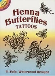 amazon com dover publications henna tattoos anna pomaska