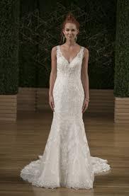 maggie sottero wedding dress maggie sottero lace v neck trumpet wedding dress fall 2018 brides