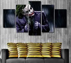 Cheap Framed Wall Art by Online Get Cheap Dark Knight Framed Print Aliexpress Com