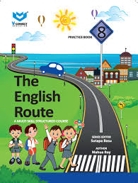new saraswati the english route practice book for part 8