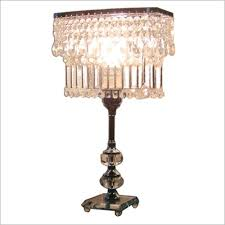 Crystal Chandelier Table Lamp Wonderful Chandelier Desk Lamp Best Ideas About Chandelier Table