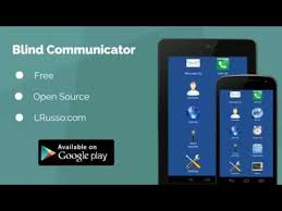 Blind People Phone Blind Communicator Android Apps On Google Play