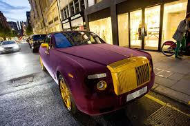 rolls royce ghost gold 300 000 rolls royce phantom in velvet mirror online