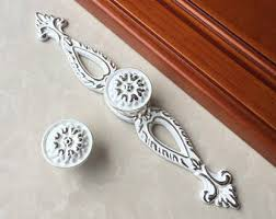 shabby chic drawer pulls etsy
