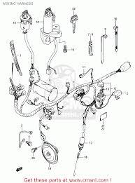 suzuki ts125r 1991 m e02 e04 e15 e17 e18 e21 e34 e53 wiring