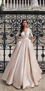 blush wedding dress with sleeves 30 blush wedding dresses you must see blush wedding