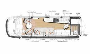 mcm design custom motorhome design 3 kamperi turizam pinterest