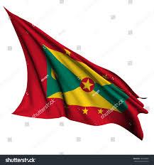Grenda Flag Grenada Flag Collection No 4 Stock Illustration 101500930