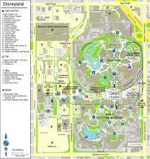 Las Vegas Strip Map Monorail by Disneyland Overview Map Png