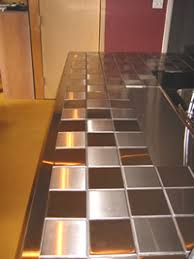 kitchen counter tile ideas steel wall tile kitchen countertop 10x10cm tile unique