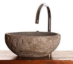 bathroom sink stone sink bathroom style home design fancy to