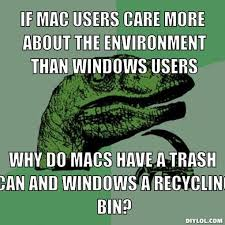 Meme Generator For Mac - philosoraptor meme generator if mac users care more about the