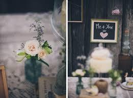 Mismatched Vases Wedding Australian Vintage Wedding Style Part I