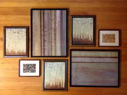 wall picture frame arrangement home decor pinterest picture
