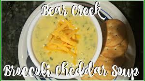 bear creek cheddar broccoli soup recipe u2013 bryon recipe