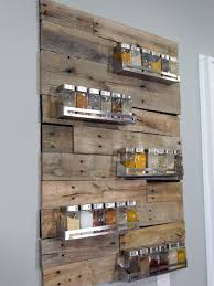 Kitchen Cabinet Spice Organizers Best 25 Wall Spice Rack Ideas Only On Pinterest Hanging Spice