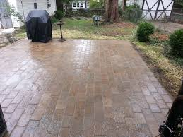 Brick Patio Pavers by Sets Perfect Patio Ideas Patio Pavers And Brick Paver Patio Cost