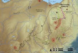 Map Testing Ohio by New Stone Age Technology Paved The Way For Ohio U0027s Colonization Wksu