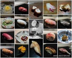 Urban Kitchen Products - sushi yoshitake tokyo michelin 3 stars best dish i u0027ve ever
