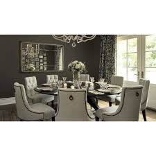 Baker Dining Room Furniture Dining Rooms Tufted Baker Dining Chairs Walnut Modern With