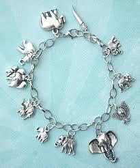 charm bracelet elephant charm bracelet jillicious charms and accessories