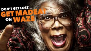 tyler perry madea is your new gps voice