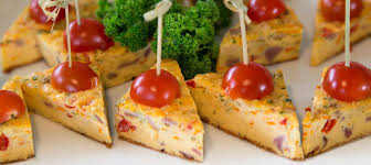 canapes finger food food for all occasions calico blue