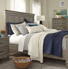 Magnussen Harrison Bedroom Furniture by Lancaster Dovetail Grey Panel Bedroom Set From Magnussen Home