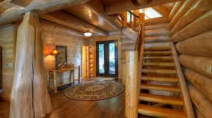 large log home plans large log cabin home floor plans large logs make a cozy log home on the lake