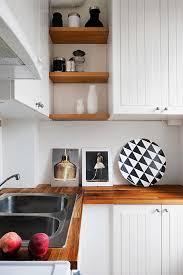 Kitchen Shelf Ideas 12 Kitchen Shelving Ideas The Decorating Dozen Sfgirlbybay