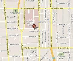 pasadena ca map plastic surgery dr caroline min m d 401 south fair oaks
