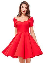 sweetheart neckline dress amazon com