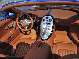 bugatti interior bugatti veyron grand sport 2009 picture 118 of 148