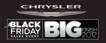 chrysler black friday sale logos u2014 alexander smith