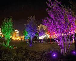 multicolor led garden l dc24v outdoor spot light rgb landscape