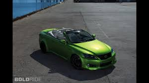 lexus green lexus is 350c by fox marketing