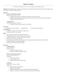 Trained New Employees On Resume Rachel Bartley U0027s Resume Data Mining