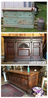 Repurposed Kitchen Island Ideas Craigslist Repurposed Kitchen Island Possibilities Diy