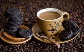 coffee and cookies hd wallpapers