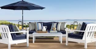 white patio furniture meedee designs