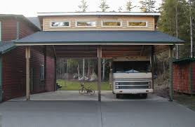 functional advantages from applying carport deck designs attached