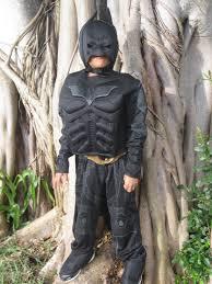 halloween 2012 dark knight batman costume for kids review